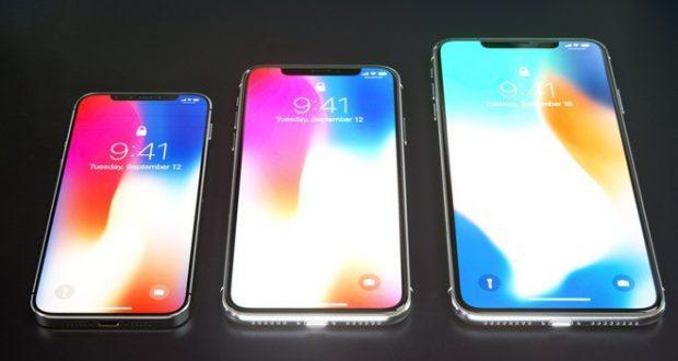 iPhone X 2018 mockup