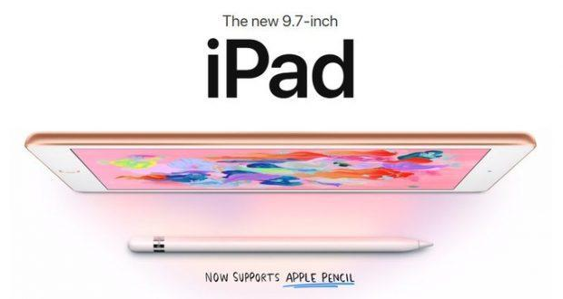 iPad 9.7 Apple Pencil