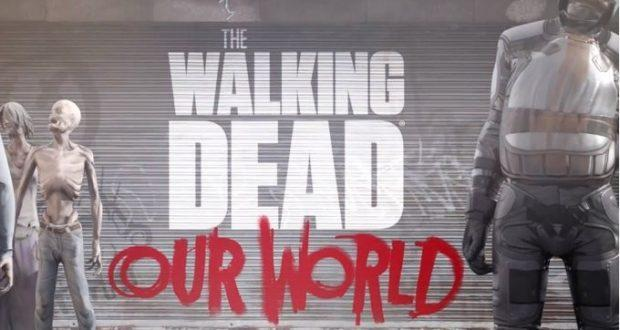 The-Walking-Dead-Our-World-is-Pokemon-Go-but-with-zombies-coming-on-July-12