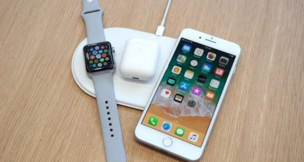 iPhone ricarica wireless AirPower