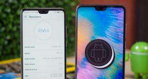 Huawei 20 Pro EMUI