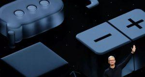 Tim Cook evento Apple