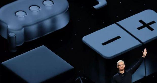 Tim Cook evento Apple