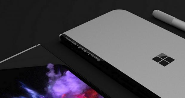 Microsoft Surface Phone Andromeda OS