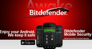 Bitdenfender Mobile Security per Android VPN